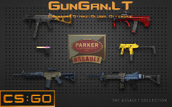 Counter-Strike global skins